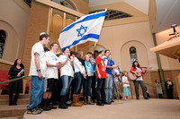 Rally for Israel 2012